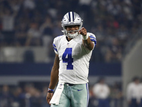 Watch: Dak Prescott Movie Trailer I Eagles vs. Cowboys