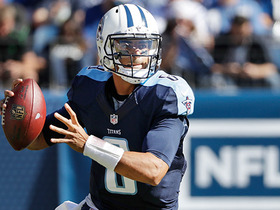 Watch: Kurt Warner: Mariota still growing mentally as a QB
