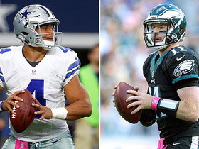 Watch: Who's more likely to win NFC East, Cowboys or Eagles?