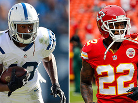 Watch: Man to Man: T.Y. Hilton vs Marcus Peters
