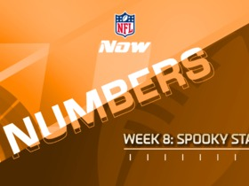 Watch: 5 Scary Stats For Week 8 | Now Numbers