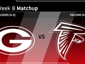 Watch: Packers vs Falcons (Week 8 preview)