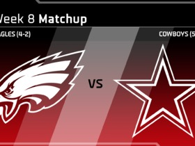 Watch: Eagles vs Cowboys (Week 8 preview)