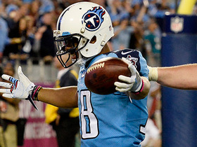 Watch: Mariota strikes pass to Matthews for 4-yard TD