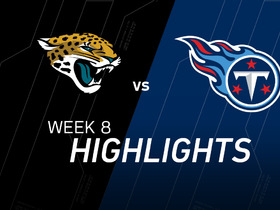 Watch: Jaguars vs. Titans highlights