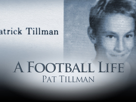 Watch: 'A Football Life': Pat Tillman's humble beginnings