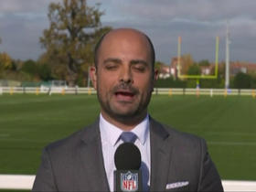 Watch: Garafolo: 'The NFL has come a long way' in London