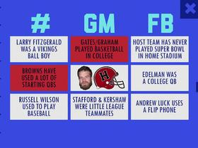Watch: Week 8 GMFB Bingo