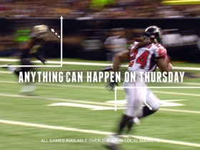 Watch: TNF Week 9: Falcons vs Buccaneers