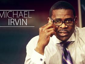 Watch: Michael Irvin and Marshall Faulk attack ads