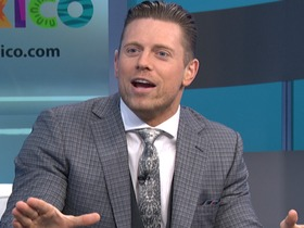 Watch: 'NFL Fantasy Live': The Miz's awesome starts