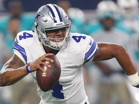 Watch: Casserly: Evaluating Dak Prescott, other rookies before Eagles vs. Cowboys