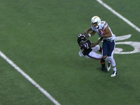 Watch: Rivers finds Williams deep for 38 yards