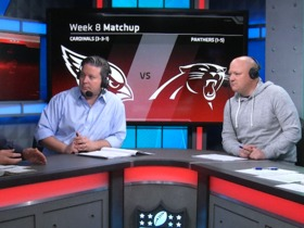 Watch: NFL Pick 'Em: Week 8 Part 3