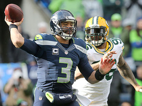 Seahawks Rally with Russell Wilson: 'Top 10' Playoff Finishes