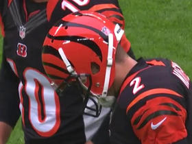 Mike Nugent misses 51-yard field goal