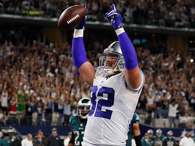 Witten scores walk-off TD in overtime vs. Eagles in 2016
