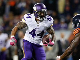 Asiata gains 31 yards on short pass
