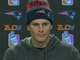 Watch: Tom Brady reacts to Jamie Collins and possibility of trade
