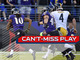 Watch: Can't-Miss Play: Ravens block punt, take it to the house