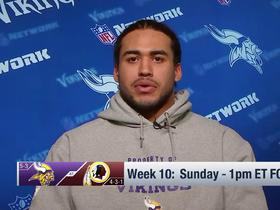 Eric Kendricks: 'We have to look forward as a defense, not back'