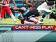 Watch: Can't-Miss Play: Cam takes on entire Chiefs defense for TD