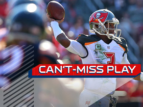 Watch: Can't-Miss Play: Winston evades defenders on miracle heave