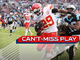 Watch: Can't-Miss Play: Eric Berry will take nothing less than a pick-six