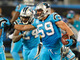 Watch: Panthers block kick; Bradberry penalty negates TD