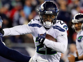 Palmer: Seahawks continue adding to C.J. Prosise's plate