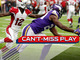 Watch: Can't-Miss Play: Xavier Rhodes' 100-yard pick six