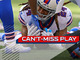 Watch: Can't-Miss Play: Stephon Gilmore makes spectacular interception