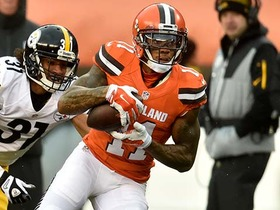Terrelle Pryor makes great fourth-down reception