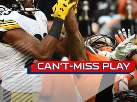 Can't-Miss Play: Corey Coleman makes impressive 17-yard reception