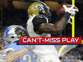 Can't-Miss Play: Marqise Lee toe taps for 29-yard catch