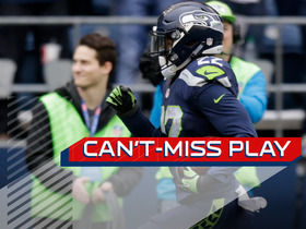 Can't-Miss Play: Prosise to the house for 72 yards