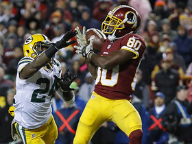 Watch: Kirk Cousins fires deep to Jamison Crowder for a 44-yard TD