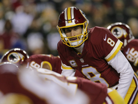 'Sound FX': Cousins compliments everyone in Week 11 vs. Packers