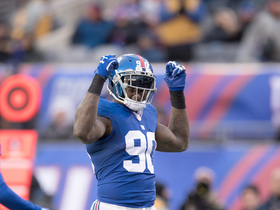'Sound FX': JPP says hi to his son before Week 11 game
