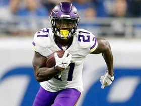 Lions leave Jerick McKinnon uncovered, Vikings pick up 41 yards