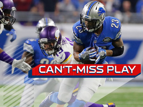 Watch: Can't-Miss Play: Darius Slay changes game with interception