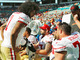 Watch: Dolphins fans boo Colin Kaepernick as he takes the field
