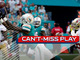 Watch: Can't-Miss Play: DeVante Parker goes all out for 46-yard catch