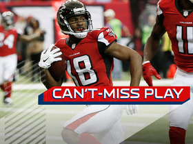 Watch: Can't-Miss Play: Taylor Gabriel bursts ahead for 35-yard TD