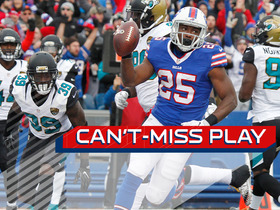 Watch: Can't-Miss Play: LeSean McCoy rushes for 75-yard TD