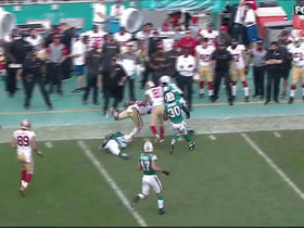 Carlos Hyde runs for 24 yards