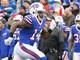 Watch: Taylor lofts perfect pass to Watkins for 62-yard gain