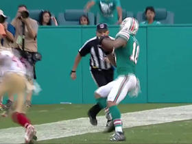 Watch: Kenny Stills spins away for 43-yard TD