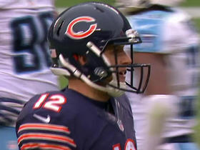 Watch: Barkley finds Marquess Wilson for an 8-yard TD