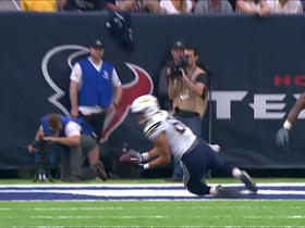 Watch: Philip Rivers hits a sliding Hunter Henry for 12-yard TD completion